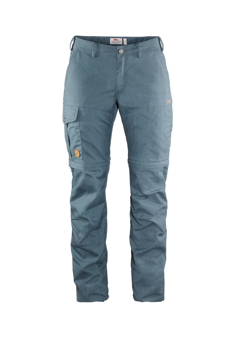 Fjallraven for Urban Outfitters - KARLA PRO ZIP - Outdoor trousers - rauchblau (304)