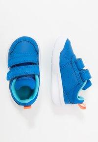 adidas Performance - TENSAUR UNISEX - Sports shoes - glow blue/bright cyan - 0