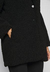 CAPSULE by Simply Be - COAT - Classic coat - black - 5