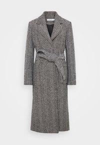 Classic coat - ahello noir/black