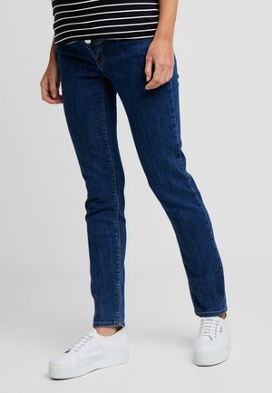 PANTS - Jeansy Slim Fit - medium wash