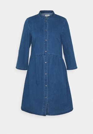 ONLCHICAGO DRESS - Farkkumekko - medium blue denim