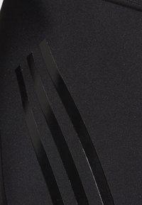 adidas Performance - ALPHASKIN TECH SHORT 3-STRIPES TIGHTS - Sports shorts - black - 4