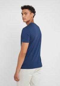 Polo Ralph Lauren - Basic T-shirt - monroe blue heath - 2