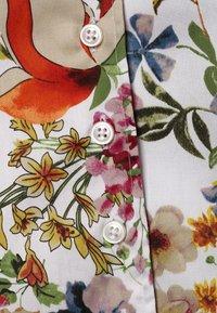 Franco Callegari - Button-down blouse - weiß mehrfarbig - 0