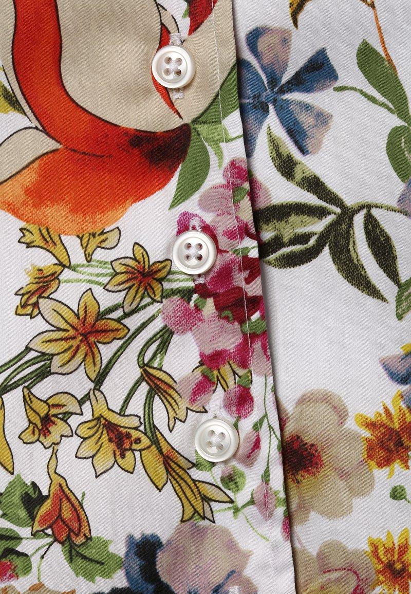 Franco Callegari - Button-down blouse - weiß mehrfarbig