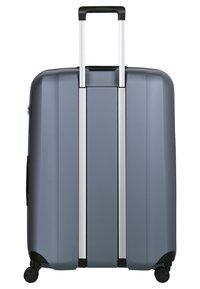 Titan - XENON - Wheeled suitcase - bluestone - 1