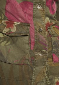 Desigual - Summer jacket - green - 5
