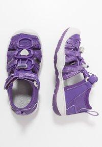 Keen - MOXIE  - Chodecké sandály - royal purple/vapor - 0