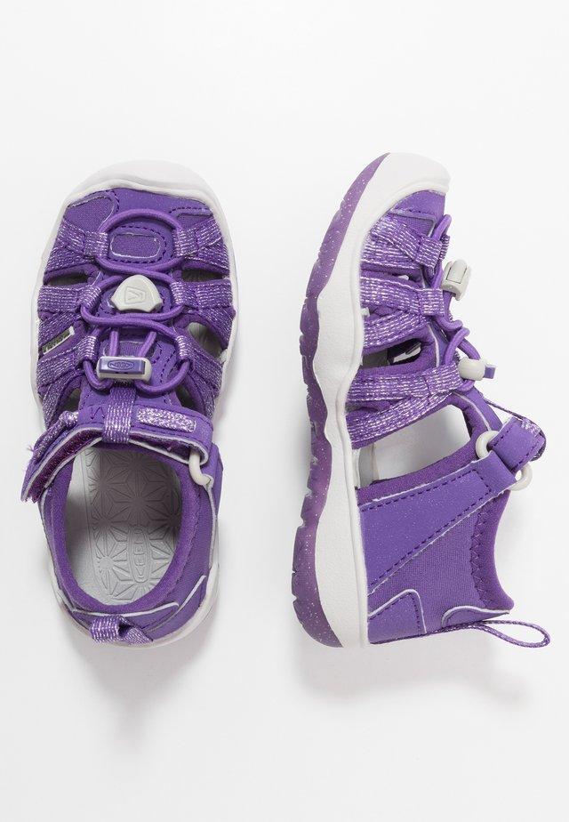 MOXIE  - Sandały trekkingowe - royal purple/vapor