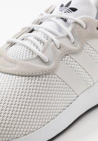 adidas Originals - X_PLR - Matalavartiset tennarit - footwear white/core black - 5