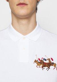 Polo Ralph Lauren - SHORT SLEEVE - Polo shirt - white - 6