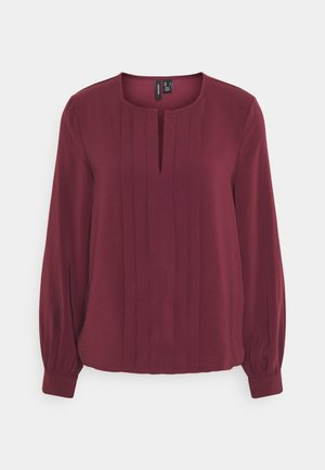 VMCOCO DETAIL TOP - Blouse - fig