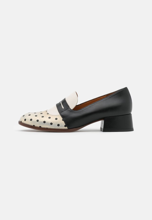 SALEM - Loaferit/pistokkaat - black