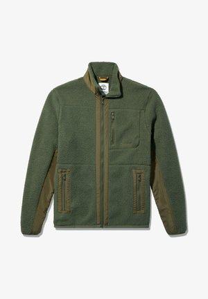 MM SHERPA - Light jacket - green