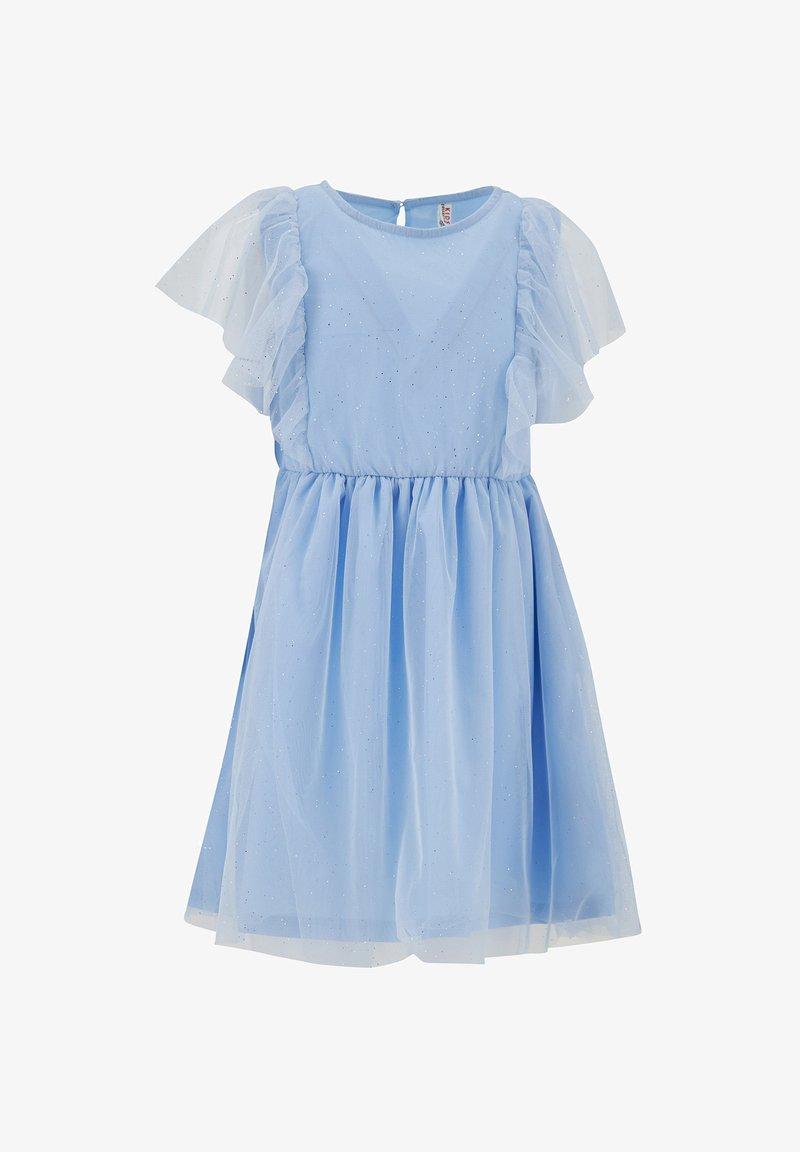 DeFacto - Cocktail dress / Party dress - blue