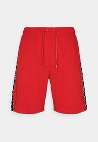 ITALO - Short de sport - firey red