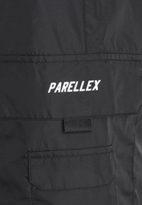 PARELLEX - Cargo trousers - black - 3