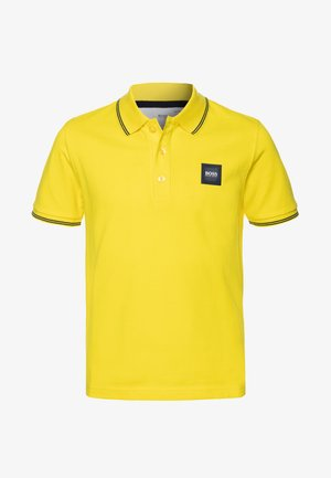 SHORT SLEEVE  - Polo - yellow
