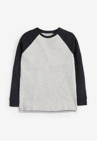 Next - 3 PACK - Long sleeved top - black - 3