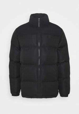 Vinterjakke - mono black