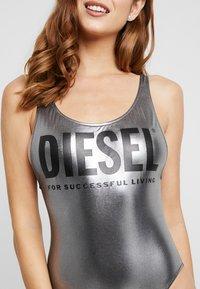 Diesel - BFSW-LIA - Swimsuit - silver - 5