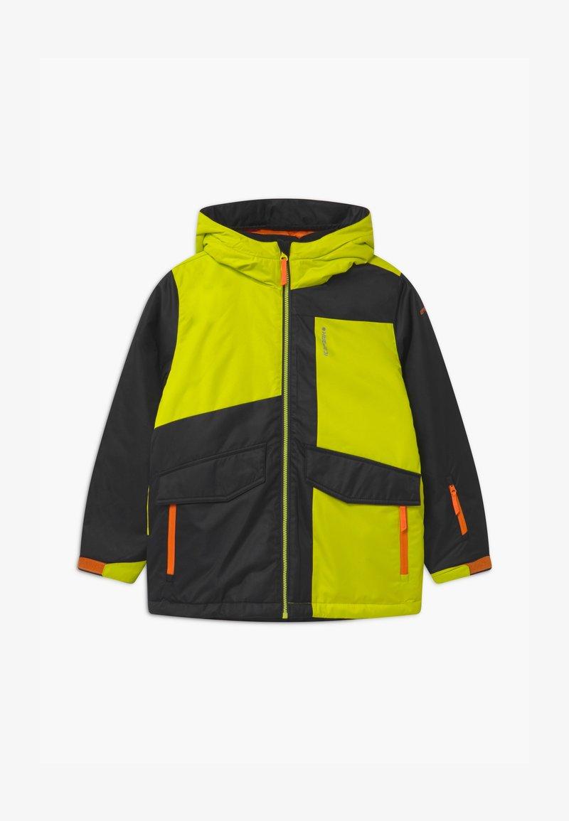 Icepeak - LOWDEN UNISEX - Snowboard jacket - anthracite