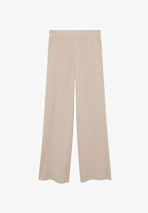 Trousers - sable