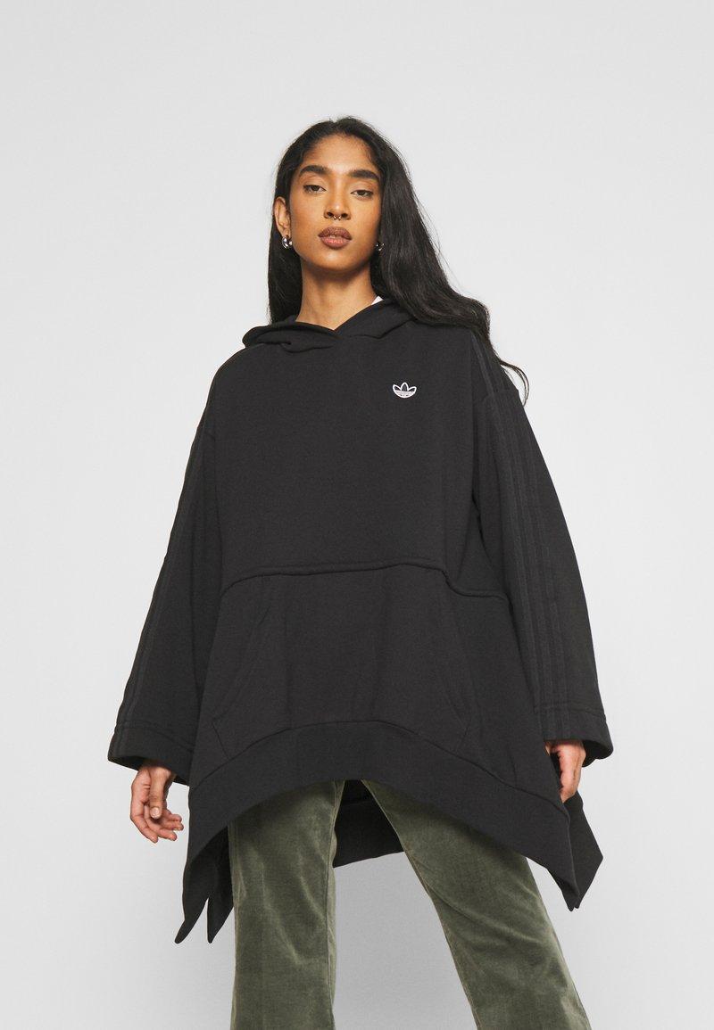 adidas Originals - HOODIE - Hoodie - black