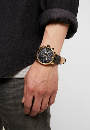 CHRONO - Chronograph watch - black