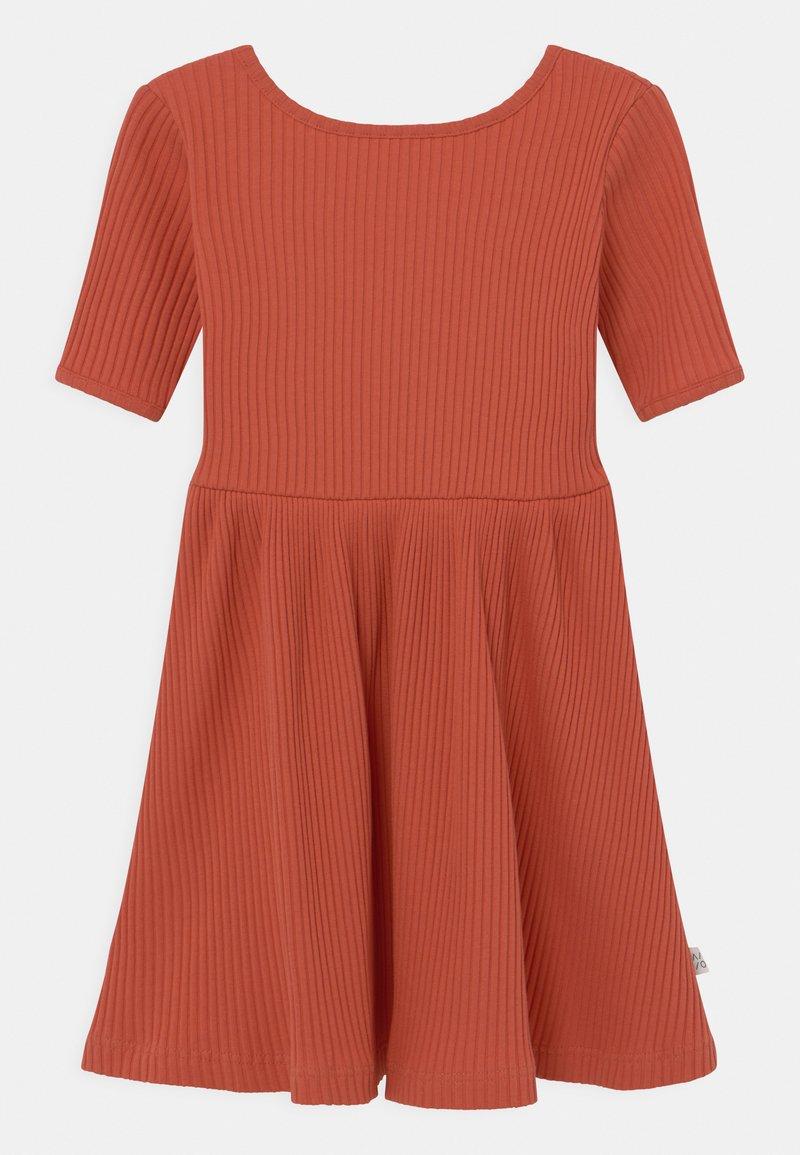 Mainio - REEF  - Jersey dress - autumn glaze