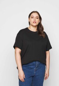 adidas Originals - Basic T-shirt - black - 0