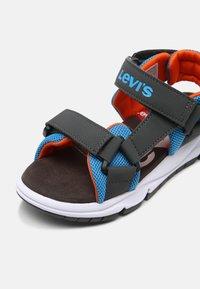Levi's® - NIAGARA  - Sandali - grey - 4