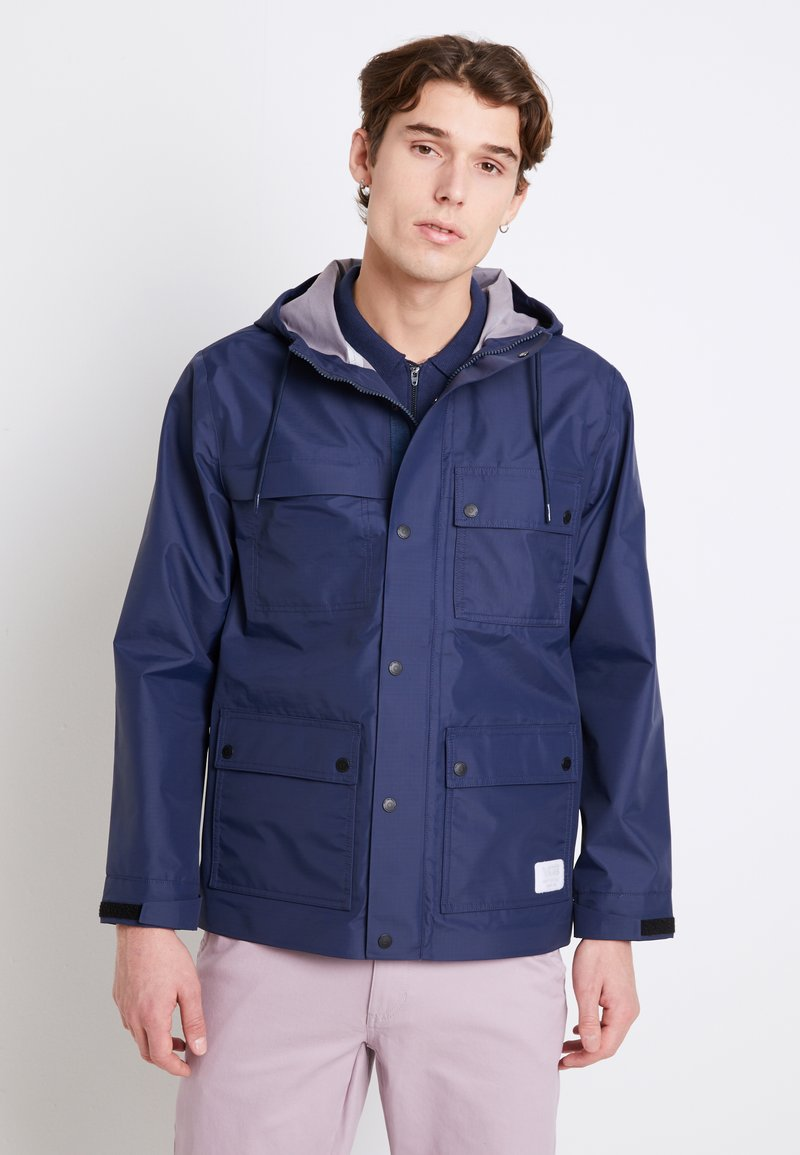 Vans - MN DRILL CHORE  3L - Waterproof jacket - dress blues