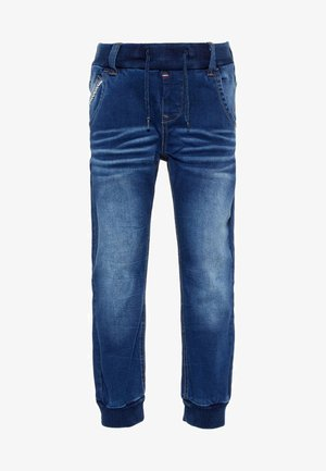 Relaxed fit jeans - medium blue denim