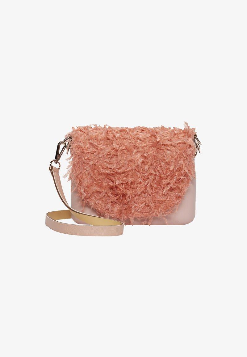 O Bag - Across body bag - rosa smoke