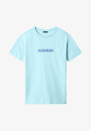 BEATNIK - T-shirt med print - green plume