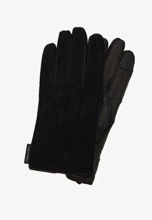 GUSTAVE - Rękawiczki pięciopalcowe - black