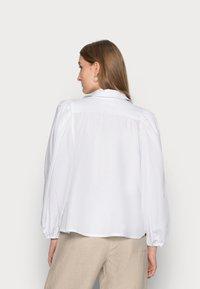 Samsøe Samsøe - MEJSA SHIRT - Košile - bright white - 2