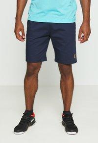 Nike Performance - SHORT HERITAGE - Pantalón corto de deporte - obsidian - 0