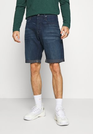 LOIC - Short en jean - denim marine blue