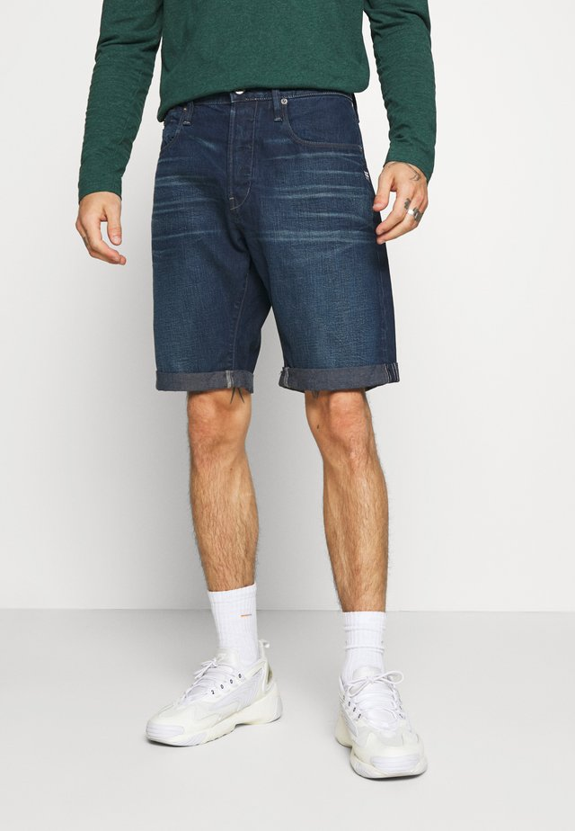 LOIC - Shorts vaqueros - denim marine blue