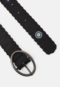 Desigual - BELT JULIETTA - Belt - black - 1