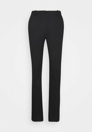 ONLELORA VIKA FLARE PANT - Trousers - black