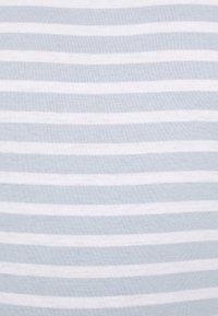 Anna Field - Long sleeved top - light blue/white - 5