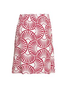 Re.draft - EASY SKIRT CIRCLE - A-line skirt - peonies - 1