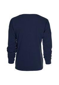 S'questo - Long sleeved top - dunkelblau - 1
