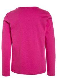 Benetton - Långärmad tröja - pink - 1