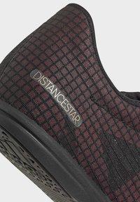 adidas Performance - DISTANCESTAR SPIKES - Trail running shoes - black - 8