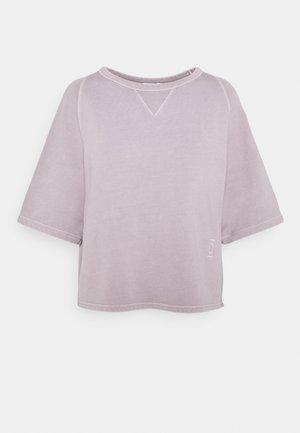 WOMEN - Print T-shirt - dark mauve